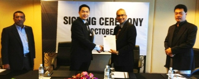 SGP's signed agreement to Purchase of the liquefied petroleum gas (LPG) business and asset of Shell Timur Sdn. Bhd. in East Malaysia by subsidiaries
