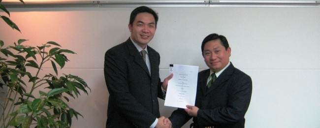 SGPís signed agreement to acquire 100% Equity Interest of BP Zhuhai LPG Limited